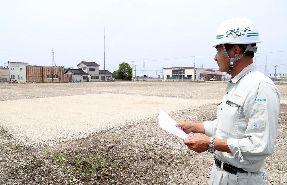 富山県高岡市北陸リフォーム 採用情報